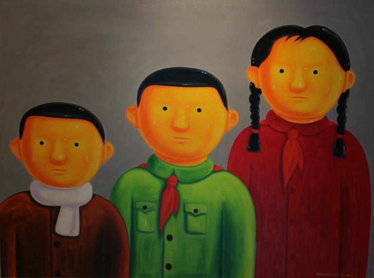 Artist: Shen Jingdong Nanjing, Jiangsu, China.
