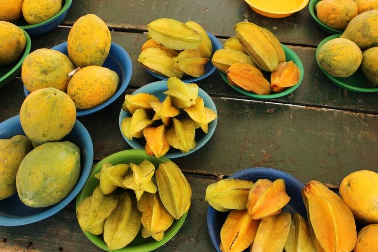 Starfruit & oranges