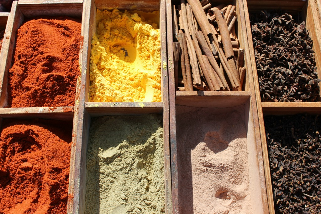 You can find the perfect spice to make your meals just right!