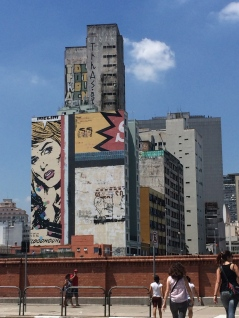 São Paulo, Brazil. Photo by Stephen J. Grant.